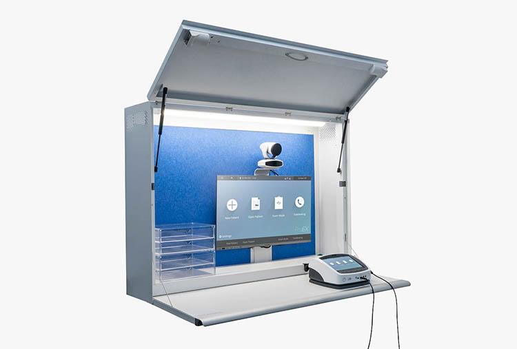 Telehealth Cabinet