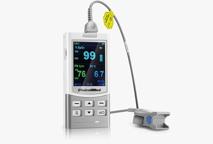 Pulse Oximeter – Cabled