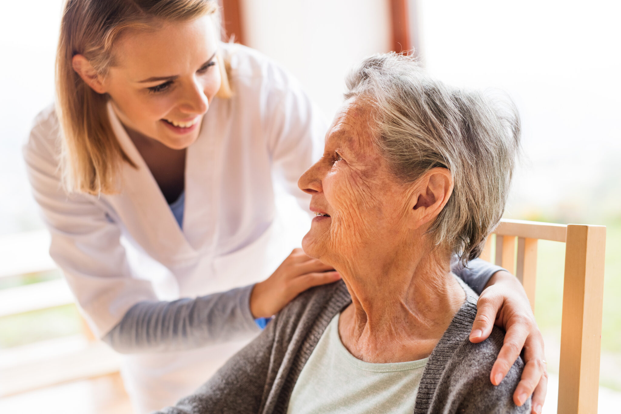 Telehealth – delivering medical expertise and allied health services to the elderly