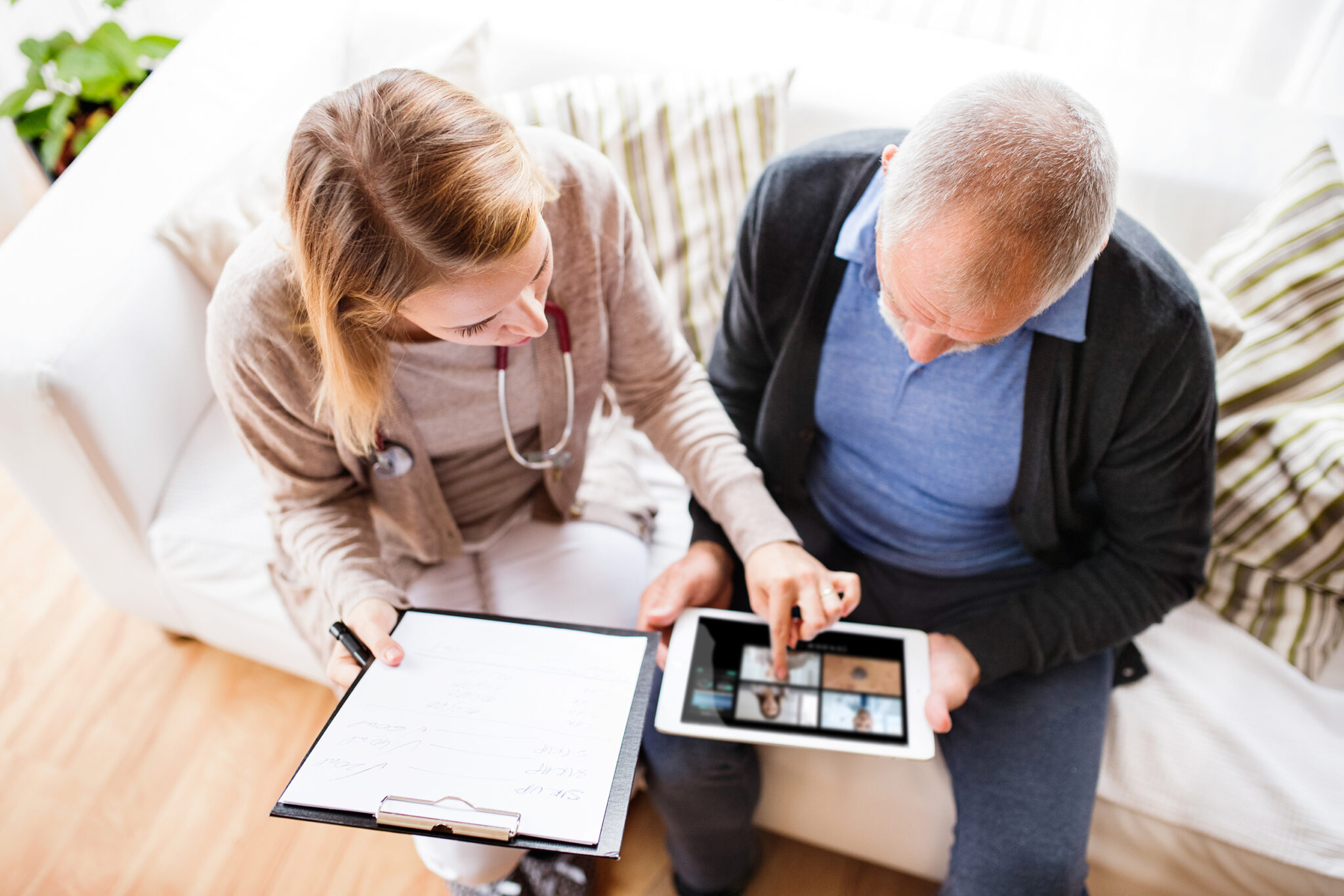 Reducing potentially preventable hospitalisations in aged care with telehealth